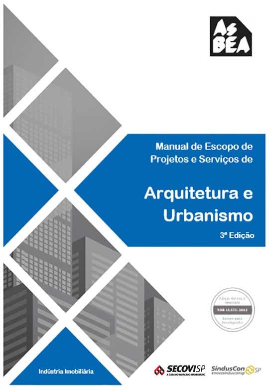 Arquitetura E Urbanismo Manuais De Escopo